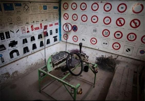 آموزشگاه های رانندگی تهران به تفکیک منطقه